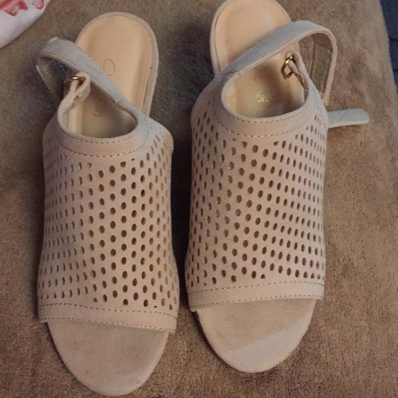 kmart Shoes | Block Heels Price Drop One Day Only | Poshmark
